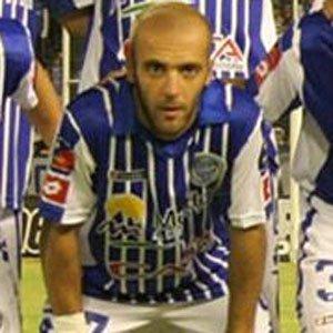 Soccer Player Federico Higuain - age: 32
