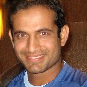 Cricket Player Irfan Pathan - age: 32