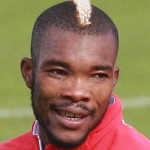 Soccer Player Serey Die - age: 36