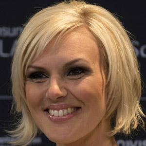 Pop Singer Sanna Nielsen - age: 36