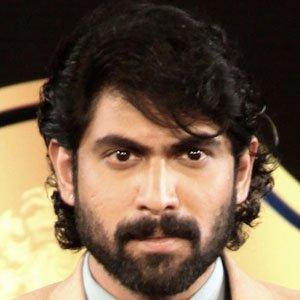 Movie Actor Rana Daggubati - age: 32