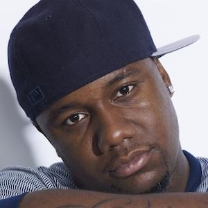 Rapper John Ancrum - age: 32