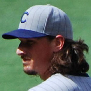 baseball player Jeff Samardzija - age: 35