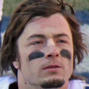 Football player Danny Woodhead - age: 35