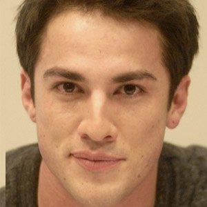 TV Actor Michael Trevino - age: 36