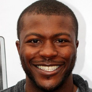 Movie Actor Edwin Hodge - age: 35