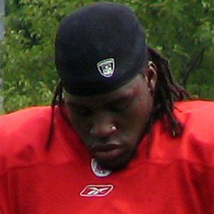 Football player Laurence Maroney - age: 35