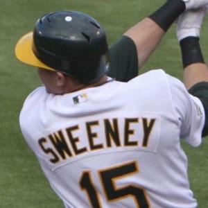 baseball player Ryan Sweeney - age: 35