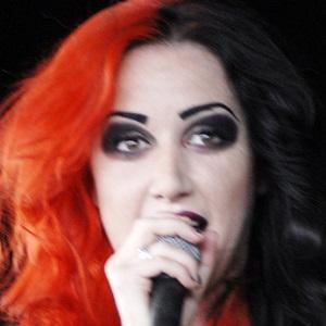 Rock Singer Ashley Costello - age: 32