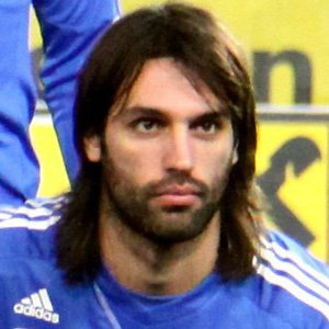 Soccer Player Georgios Samaras - age: 35