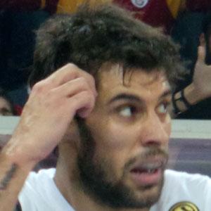 Basketball Player Georgios Printezis - age: 32