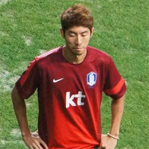 Soccer Player Ha Dae-sung - age: 35