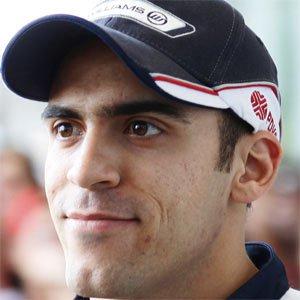 Race Car Driver Pastor Maldonado - age: 35