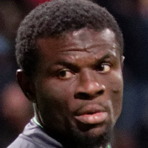 Soccer Player Fatau Dauda - age: 35