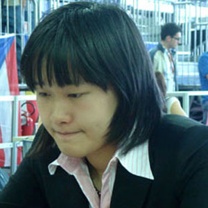 Chess Player Zhao Xue - age: 35