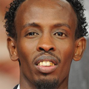 Movie Actor Barkhad Abdi - age: 35