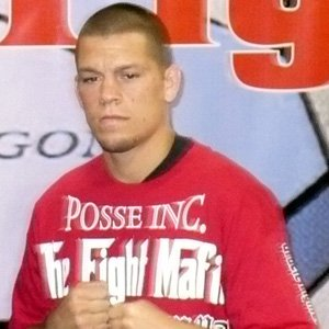 MMA Fighter Nate Diaz - age: 35