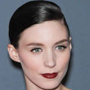 Movie actress Rooney Mara - age: 35