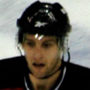 Hockey player Travis Zajac - age: 36