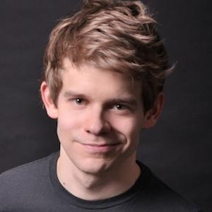 Stage Actor Andrew Keenan-Bolger - age: 35
