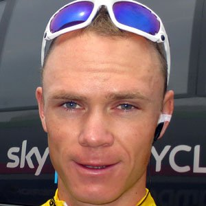 Cyclist Chris Froome - age: 35