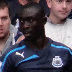 Soccer Player Papiss Cisse - age: 35