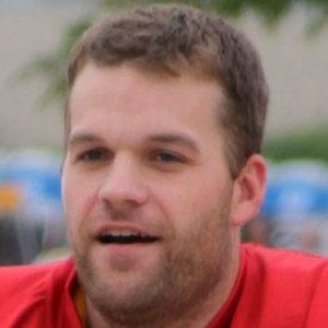 Football player Matt Flynn - age: 36