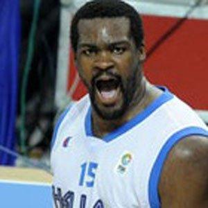 Basketball Player Sofoklis Schortsanitis - age: 35