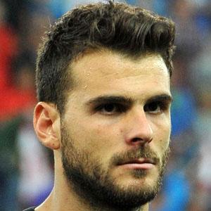 Soccer Player Orestis Karnezis - age: 31