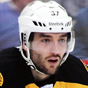 Hockey player Patrice Bergeron - age: 36