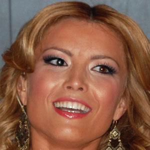 Pop Singer Elena Gheorghe - age: 35