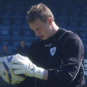 Soccer Player David Stockdale - age: 35