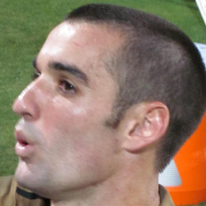 Soccer Player Andrew Jacobson - age: 36