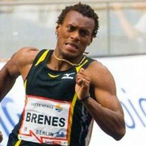 Runner Nery Brenes - age: 35