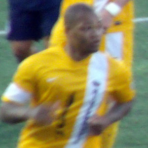 Soccer Player Collins John - age: 35