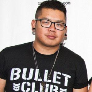 Bassist Julian Dimagiba - age: 31