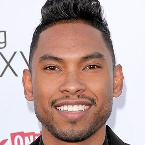 R&B Singer Miguel Jontel Pimentel - age: 31