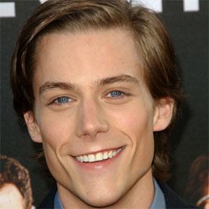 TV Actor Tim Pocock - age: 31