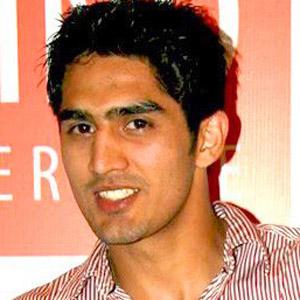 Boxer Vijender Singh - age: 31
