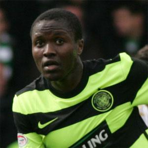 Soccer Player Landry N'Guemo - age: 35