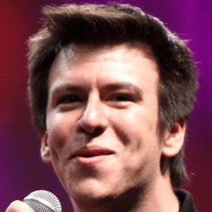 web video star Philip DeFranco - age: 35