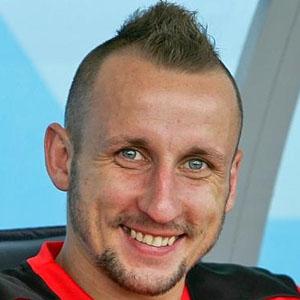 Soccer Player Michal Breznanik - age: 31