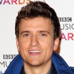 Radio host Greg James - age: 31