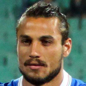 Soccer Player Dani Osvaldo - age: 35
