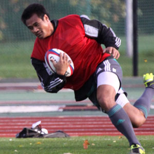 Rugby Player Isaia Toeava - age: 31