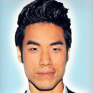 web video star Eugene Lee Yang - age: 35
