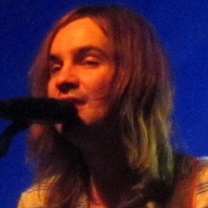 Rock Singer Kevin Parker - age: 35
