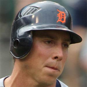 baseball player Andy Dirks - age: 34