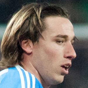 Soccer Player Lucas Biglia - age: 34