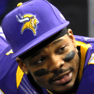 Football player Jerome Simpson - age: 34